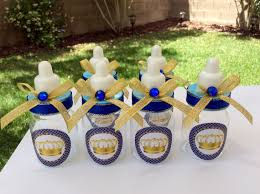 12 small 3 5 royal blue baby shower favors