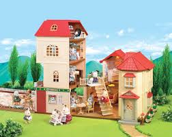 christmas with sylvanian families this is life