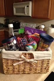 hospital gifts hospital gift basket i put together for my amazing husband