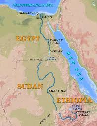 nile river on map rafting the blue nile npr