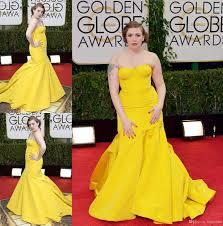 2014 golden globe plus size evening dresses strapless sleeveless