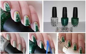 Nail Art Designs To Do At Home Diy Christmas Nail Art Find Fun Art Projects To Do At Home And