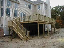 deck house plans deck design and ideas
