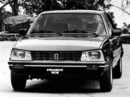 peugeot 505 peugeot 505 2 2 1992 technical specifications of cars