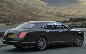 bentley mulsanne executive interior 2014 bentley mulsanne information and photos zombiedrive
