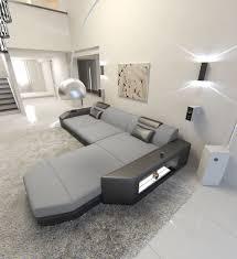 sofa schwarz modern fabric sofa dallas led l shaped