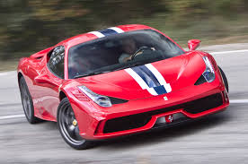 458 cost uk 458 speciale drive