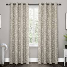 Blackout Curtains Laurel Foundry Modern Farmhouse Baillons Nature Floral Room