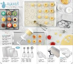 pampered chef 2013 christmas catalog cookies u0026 baking gifts