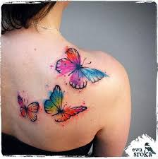 35 breathtaking butterfly designs for watercolor
