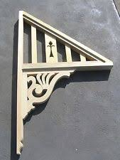 Window Awning Brackets Verandah Bracket External Features Gables Ebay