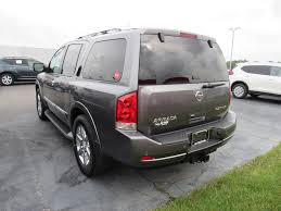 nissan armada air suspension relay certified pre owned 2015 nissan armada platinum sport utility in