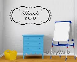 vinyl wall decals picture more detailed picture about thank you