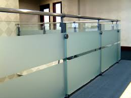 glass railing systems falcon clipgoo alkagra seni