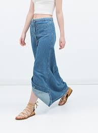 denim maxi skirt maxi skirt retro two pockets buttons all the way the front