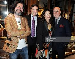 etro hosts a cocktail party to celebrate the opening of their