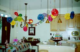 birthday home decoration ideas decorating of party
