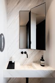 Small Bathroom Mirrors by Best 25 Black Bathroom Mirrors Ideas Only On Pinterest Black