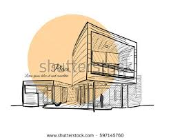 architecture sketch stock images royalty free images u0026 vectors