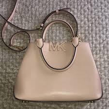 light pink michael kors handbag michael kors handbags light pink michael kors handbag poshmark