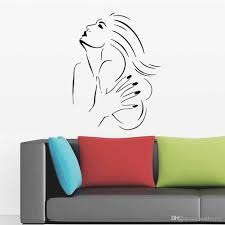 gym wall decal fitness wall stickers sports interior bedroom wall decal stickers