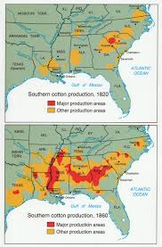 Map Of New Orleans Usa by Us Slave Trade America United States Slavery History Map