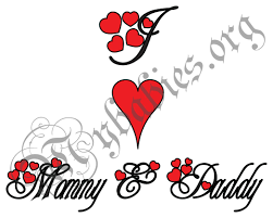 i love mommy and daddy my babiesfunny baby clothes