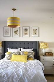 Bedroom Decorating Ideas Grey And White by Little Love Notes Gray Yellow This Color Combo Has Grown On Me