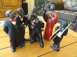 504 best figurines images on black