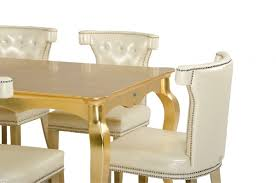 Transitional Home Transitional Dining Room Charlotte A X Imperial Transitional Golden Table Dining Room A X
