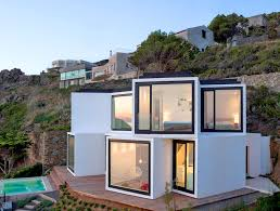 Sunflower Houses quirky cube cluster soaks up the Mediterranean sun