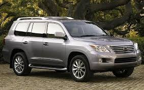 lexus suv models 2010 2010 lexus lx 570 information and photos zombiedrive