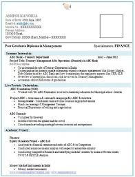 It Delivery Manager Resume Sample by Captivating Sample Resume For Mba Finance Freshers 27 With