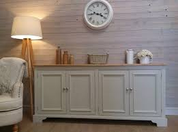 kitchen sideboard cabinet kitchen white painted rustic kitchen sideboard with tripod floor