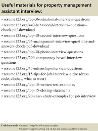 Property Manager Sample Resume by Top 8 Property Management Assistant Resume Samples