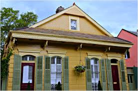 New Orleans Style Homes New Orleans Homes And Neighborhoods Bracket Style Homes In New