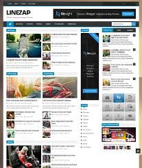 templates for blogger for software linezap blogger template blogger templates 2018