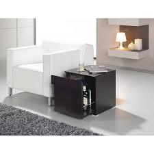 meuble bout de canapé bar coin de canapé wenge claude meubles elmo