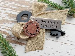 our first home 2016 skeleton key ornament personalized realtor