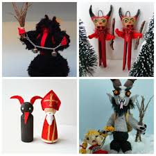 Krampus Halloween Costume Throw Krampus Holiday Party Halloween Costumes Blog