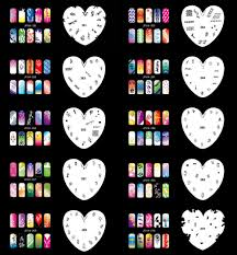 25 best ideas about nail stencils on pinterest nail art sixty