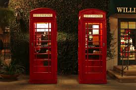 photo booths for telephone booth