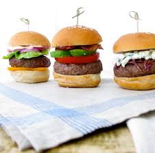jenny steffens hobick sliders all american burger with special