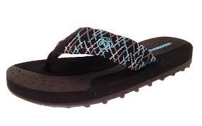 kids boys urban beach flip flops sandals summer holiday footbeds