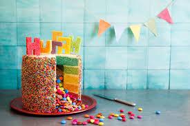 Indian Flag Cake Rainbow Piñata Birthday Cake Cake Recipes Sbs Food