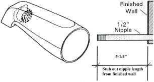 Length Of A Bathtub Find Extra Long Bath Tub Spouts