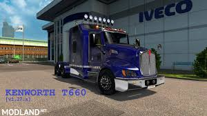 truck hub kenworth trucks american truck pack promods edition v1 27 mod for ets 2
