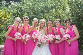 Pink Bridesmaid Dresses 27 Unique Bridesmaid Dress Ideas Elegantwedding Ca