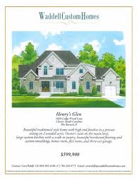 Three Car Garage York County Sc Custom Homes For Sale Waddell Custom Homes