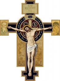 crucifix wall benedictine large wall plaque crucifix apostleshop